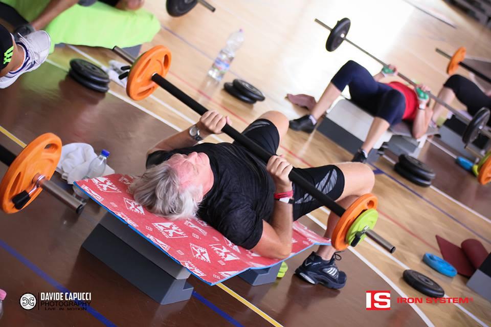 hot iron edzés, edzőtábor